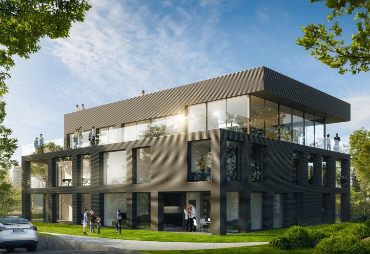 Multifamily Residence Frauenfeld