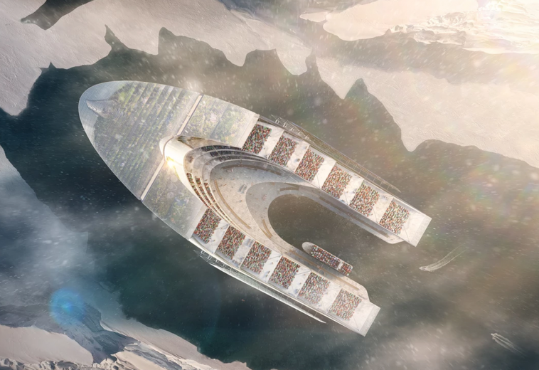 9 Innovative Projects Tackling the <br>Unexplored Realms of Sea and Space Win <br>Jacques Rougerie Competition