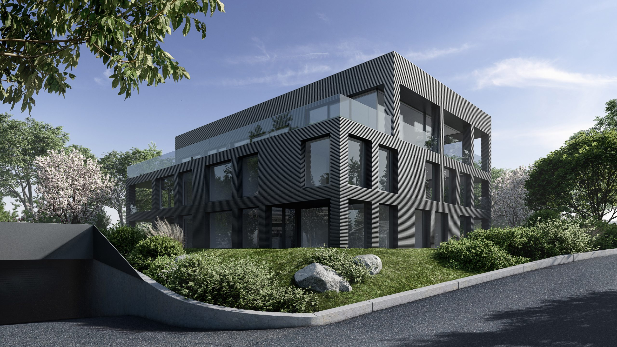 Multifamily Residence Frauenfeld